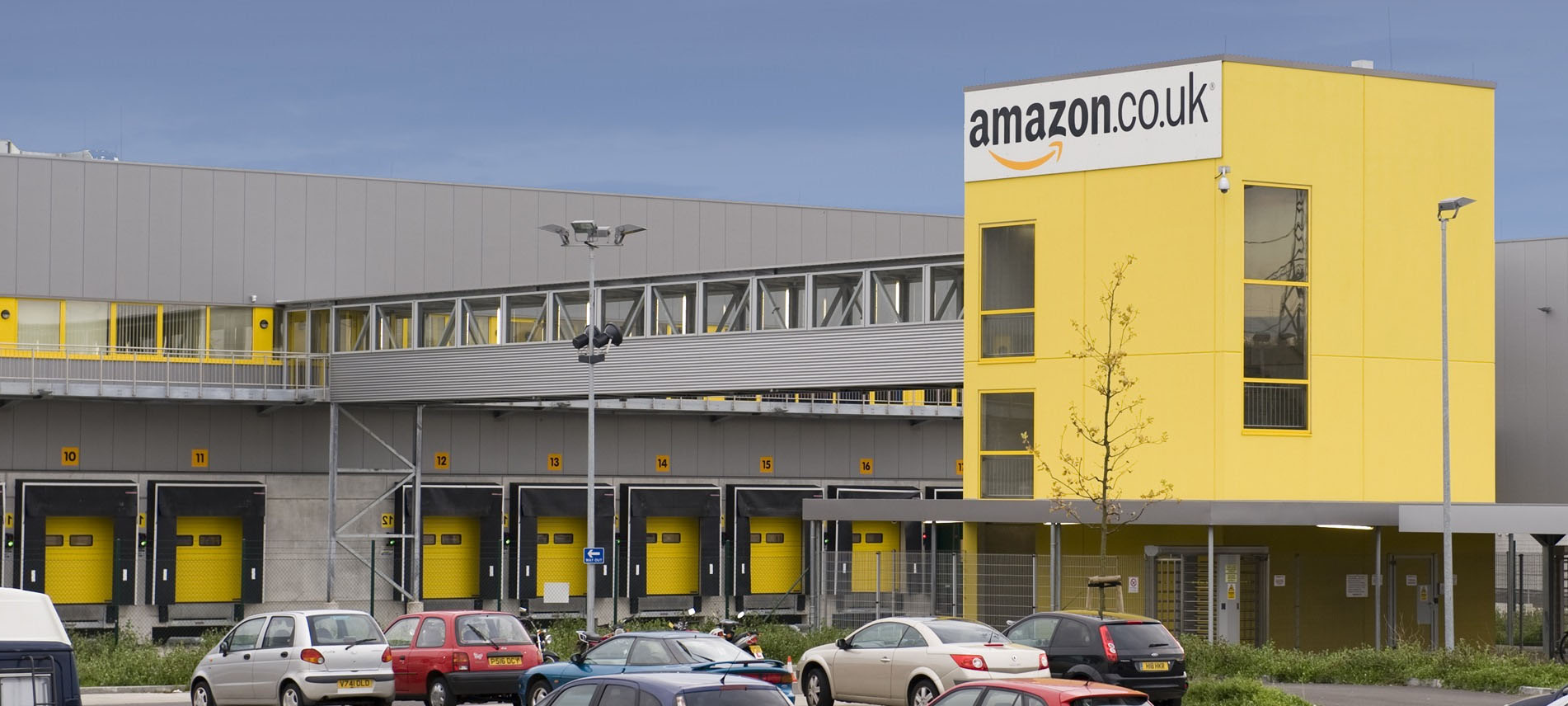 Amazon FBA Centre