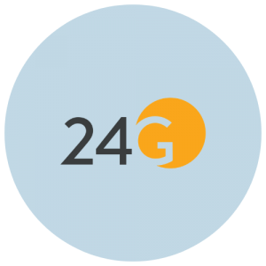 24G Logo